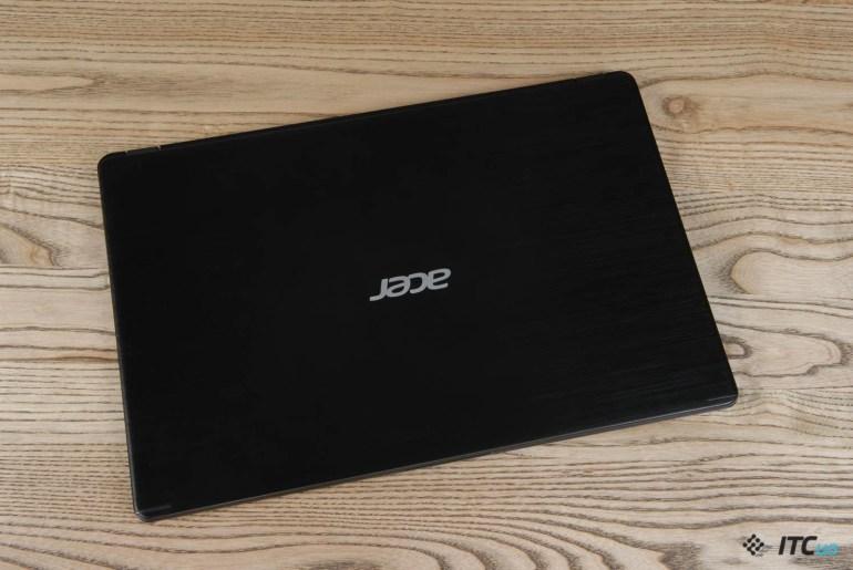 Обзор ноутбука Acer Aspire 5 A515-52