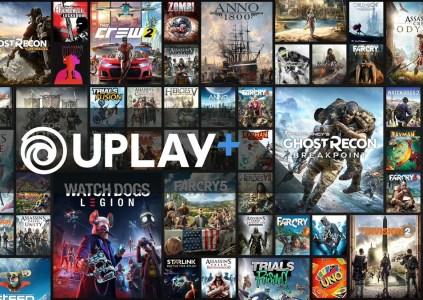 Ubisoft анонсировала сервис подписки на игры UPlay Plus для ПК, он стоит $14,99 в месяц и будет предлагаться в партнёрстве с Google Stadia