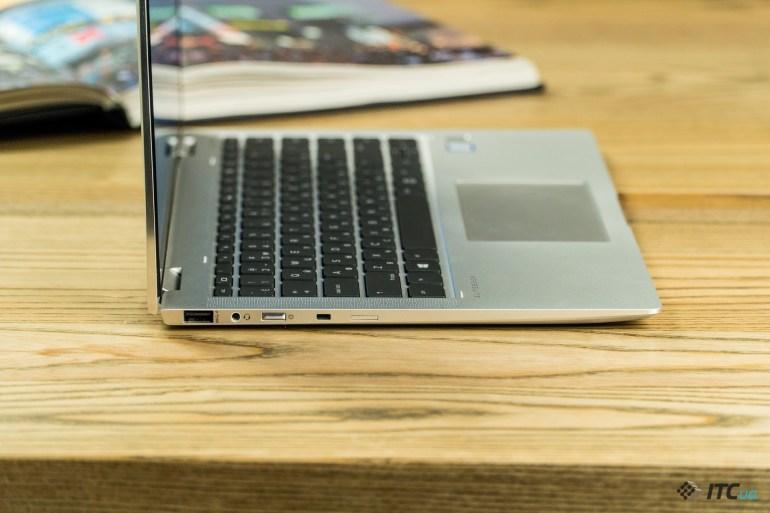 EliteBook x360 1040 G5 разъемы
