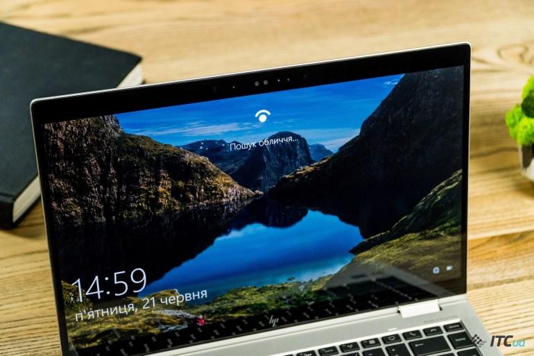 EliteBook x360 1040 G5 сканер