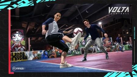 Футбольный симулятор FIFA 20 с режимом уличного футбола VOLTA Football выйдет 27 сентября 2019 года на платформах PS4, Xbox One и ПК