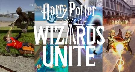 Глобальный запуск мобильной AR-игры Harry Potter: Wizards Unite стартует 21 июня, Niantic опубликовала стартовый трейлер