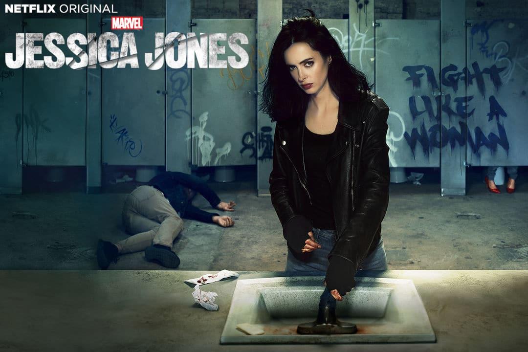 Вышел трейлер финального сезона супергеройского сериала Jessica ...