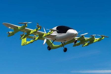 Boeing поможет компании Kitty Hawk Ларри Пейджа разрабатывать беспилотное аэротакси