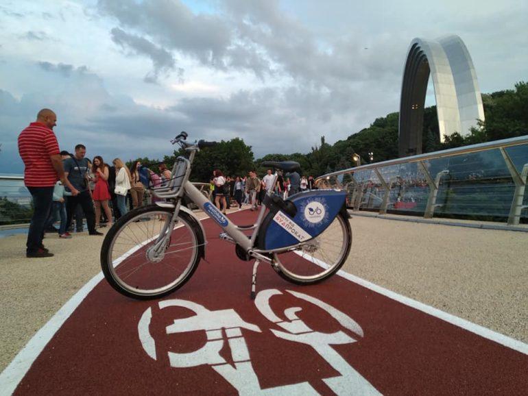 КГГА выбрала Nextbike для организации муниципального велопроката, компания откроет в Киеве 264 станции проката с 2000 велосипедов