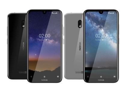 Бюджетный смартфон Nokia 2.2 представлен официально: 5,7-дюймовый IPS-дисплей, Helio A22, 3000 мАч, Android One и ценник от $100