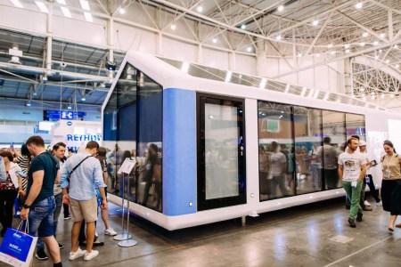 В Украине запустили производство энергонезависимых умных домов PassivDom, созданных с помощью 3D-печати
