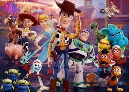 Рецензия на мультфильм Toy Story 4 / «История игрушек 4»