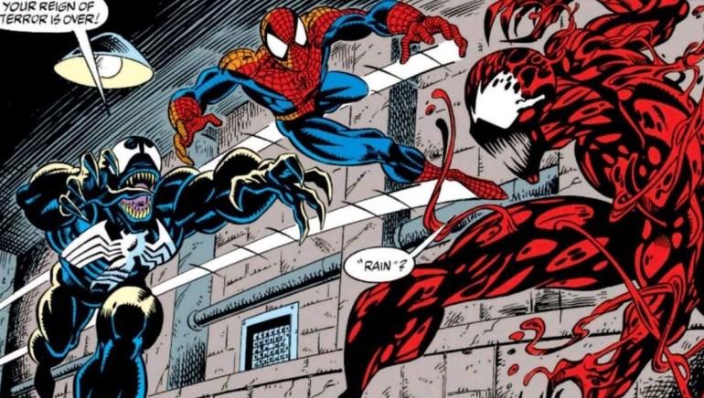 Том Харди вернется к своей роли в фильме Веном 2, а кроме Карнажа (Вуди Харрельсон) в картине также может появиться Человек-паук (Том Холланд)