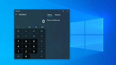 Калькулятор Windows 10 перенесли на Android, iOS и Web