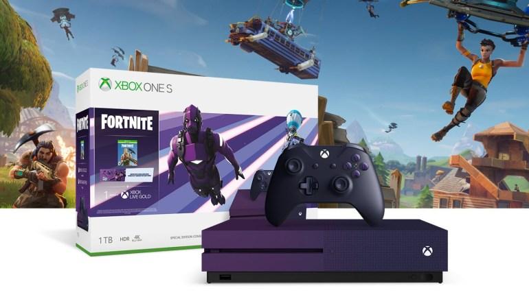 """Акция """"The Greatest Xbox Deals of the Year"""" пройдет с 7 по 17 июня: $50 скидки на Xbox One S, $100 скидки на Xbox One X, 75% скидки на игры и новая """"фиолетовая"""" Xbox с Fortnite"""