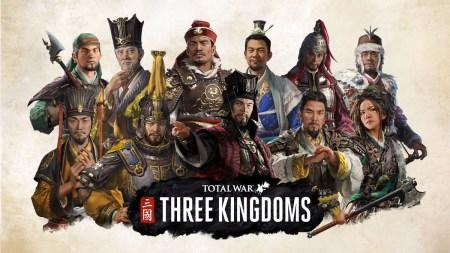 Total War: Three Kingdoms — Волны Великой реки бегут и бегут на восток
