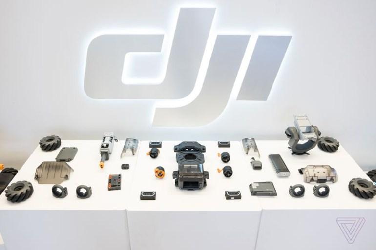 DJI создала робот-танк стоимостью $500 для обучения детей программированию