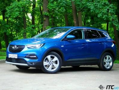 Тест-драйв Opel Grandland X: надежда марки