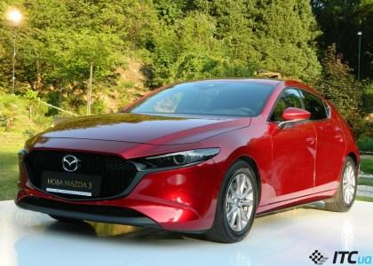 Первый взгляд на новую Mazda3: хорошо, но дорого