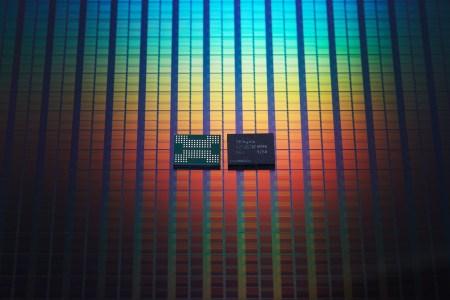 SK Hynix начала серийный выпуск первой в мире 128-слойной флэш-памяти 4D NAND