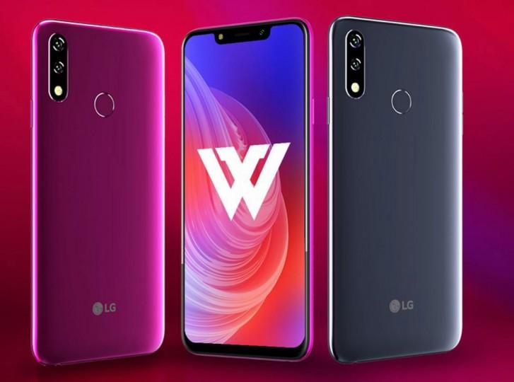 LG анонсировала новую линейку бюджетных смартфонов W Series, она включает модели W10, W30 и W30 Pro