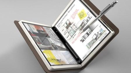 Microsoft провела внутреннюю презентацию секретного устройства Surface с двумя экранами