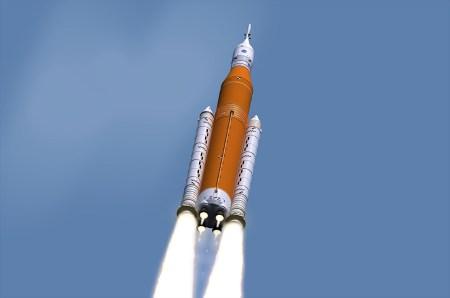 Нужно больше времени и денег. Разработка сверхтяжелой ракеты NASA Space Launch System (SLS) затянется