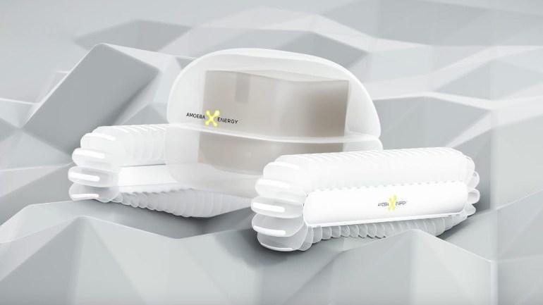 Японские инженеры из Amoeba Energy разработали робота с мягким гусеничным шасси, обладающего улучшенной проходимостью
