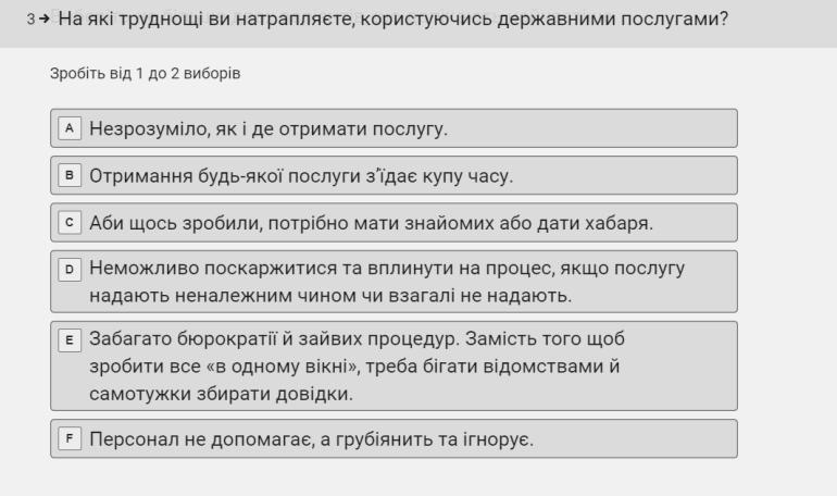 «Що не так з держпослугами?»: президент призвал украинцев пройти опрос в рамках инициативы «Держава в смартфоні»
