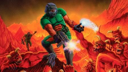 Первые две части Doom вышли на Android и iOS, а на Switch, PS4 и Xbox One была переиздана вся трилогия
