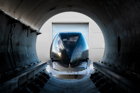 Департамент транспорта Северной Каролины дал «зеленый свет» компании Virgin Hyperloop One