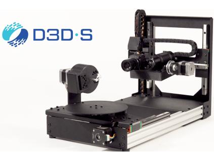 Украинский стартап D3Ds Lab вышел на Kickstarter с проектом высокоточного ювелирного 3D сканера