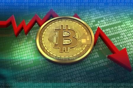 Bitcoin резко подешевел, курс упал ниже $10 тыс.