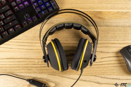 TUF Gaming H7 — обзор игровой гарнитуры от ASUS