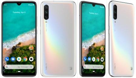 Смартфон Xiaomi Mi A3 с каплевидным вырезом, тройной основной камерой и чистым Android выйдет 25 июля, цена — $230
