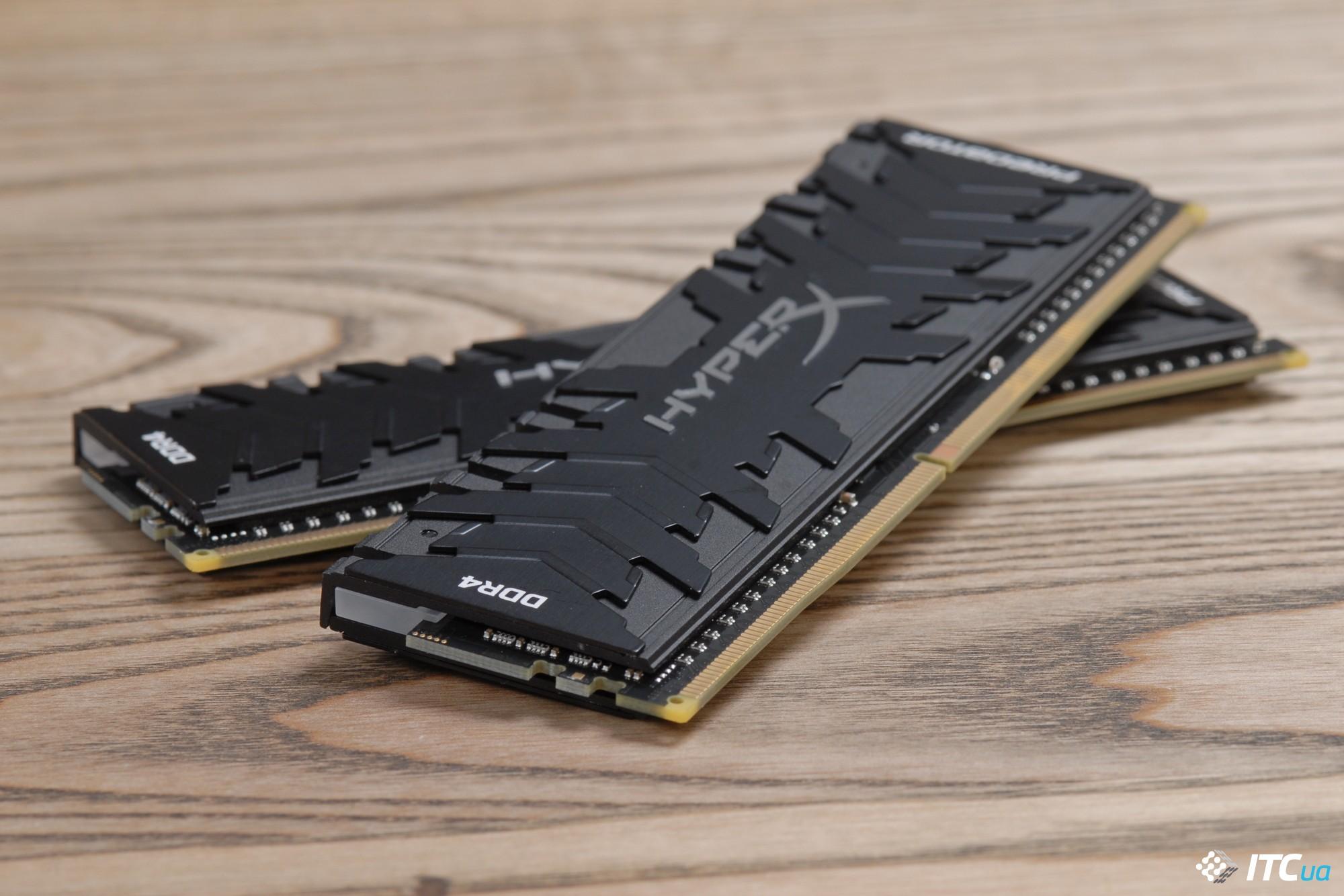 16 GB (2x8GB) DDR4 3600 MHz HyperX Predator RGB (HX436C17PB3AK2/16)