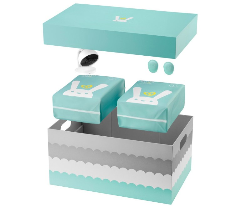 Pampers анонсировала систему «умных» подгузников Lumi – с сенсорами, улучшенной радионяней и приложением для контроля