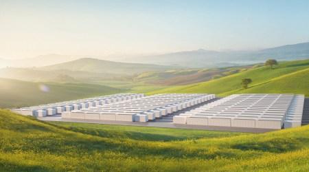 Tesla представила Megapack – крупные хранилища энергии для промышленных масштабов
