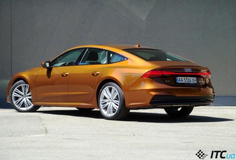 Тест-драйв Audi A7 Sportback: красиво, быстро, дорого…