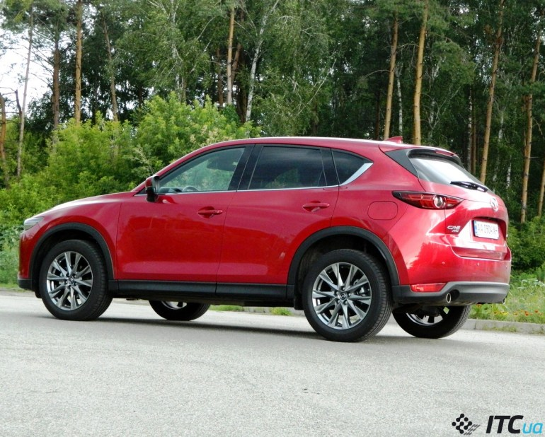 Тест-драйв Mazda CX-5 2019: ТОП-5 вопросов и ответов
