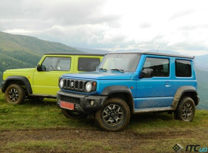 Первый взгляд на Suzuki Jimny 2019: культ имени, проходимость, цена в Украине