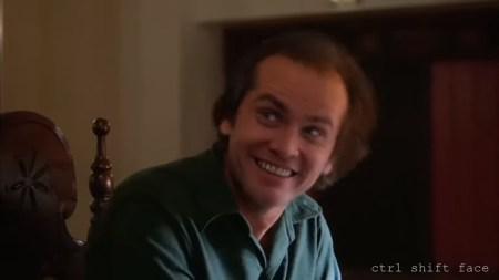 Если бы в «Сиянии» Стэнли Кубрика главного персонажа вместо Джека Николсона сыграл Джим Керри — невероятно реалистичное видео-«дипфейк»