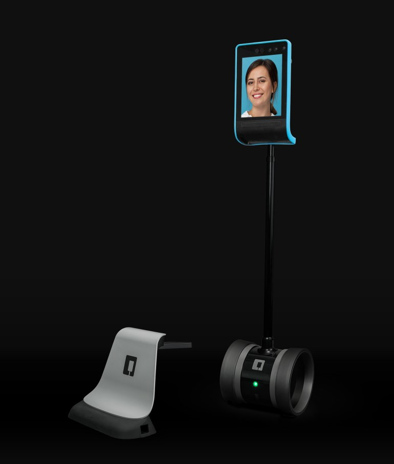 Double Robotics представила робота для удаленного присутствия Double 3