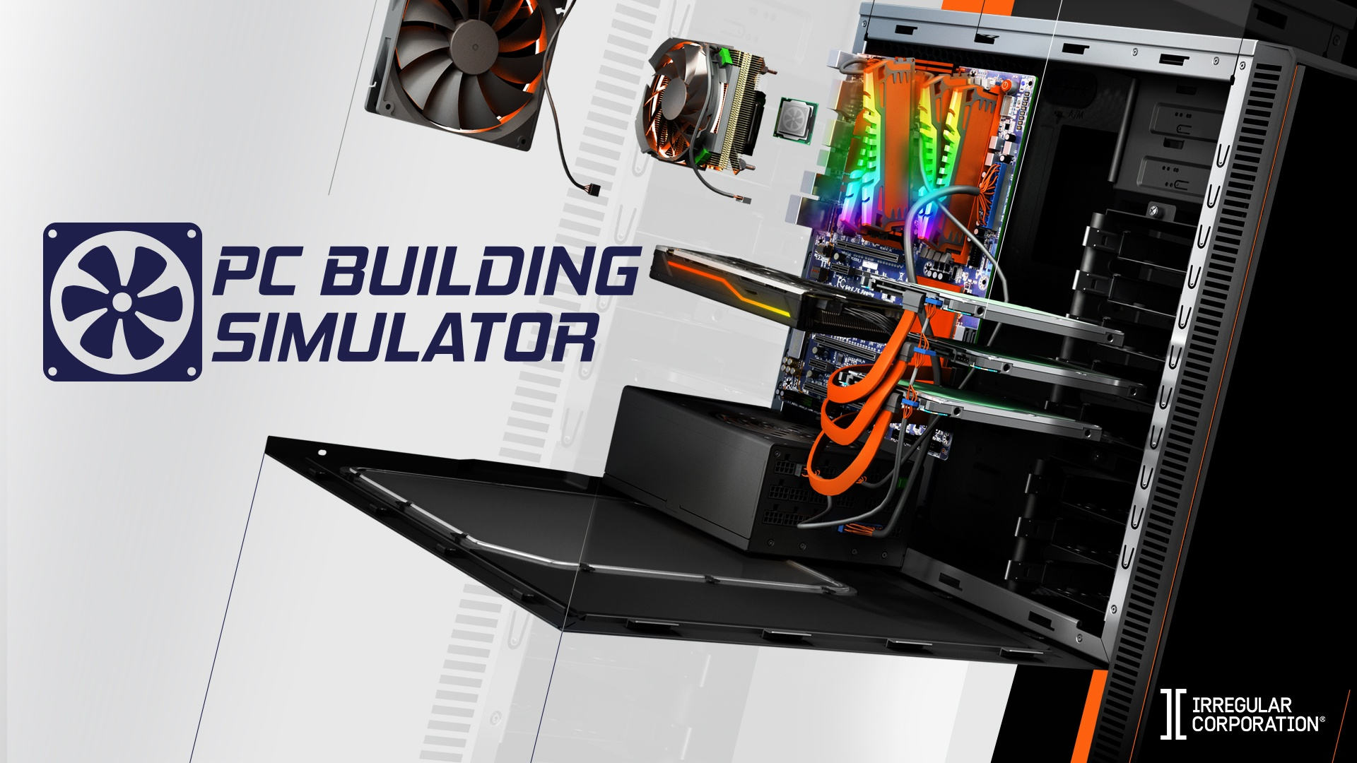 PC Building Simulator вышел на Xbox One и PS4