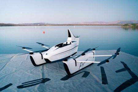 Научиться управлять пилотируемым мультикоптером Flyer производства Kitty Hawk можно за 15 минут