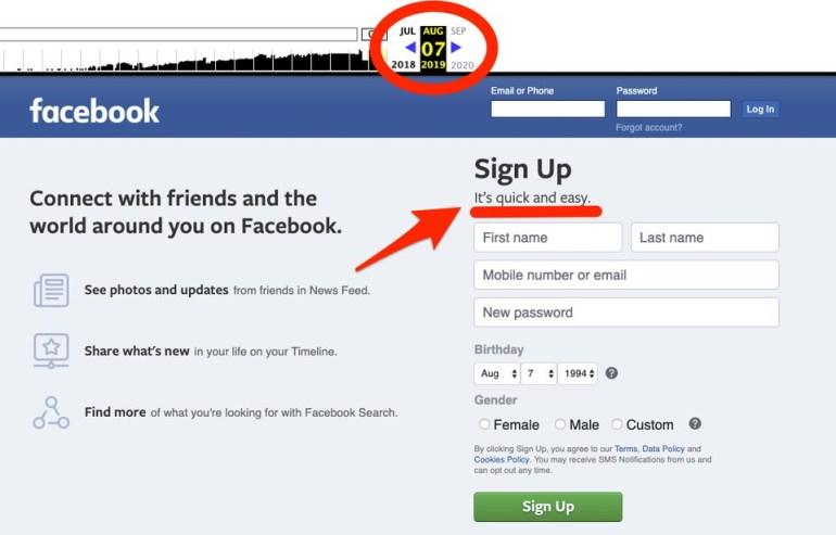 Facebook отказалась от слогана про бесплатное использование соцсети