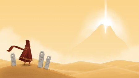 Бывший PlayStation-эксклюзив Journey вышел в App Store