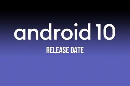 Финальная версия Android 10 выйдет 3 сентября, апдейт получат даже оригинальные Pixel и Pixel XL 2016 года