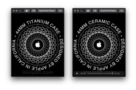 Утечка: Умные часы Apple Watch Series 5 получат версии с керамическим и титановым корпусом