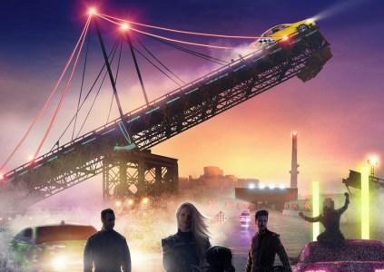 Рецензия на реалити-шоу Hyperdrive / «Гипердрайв»