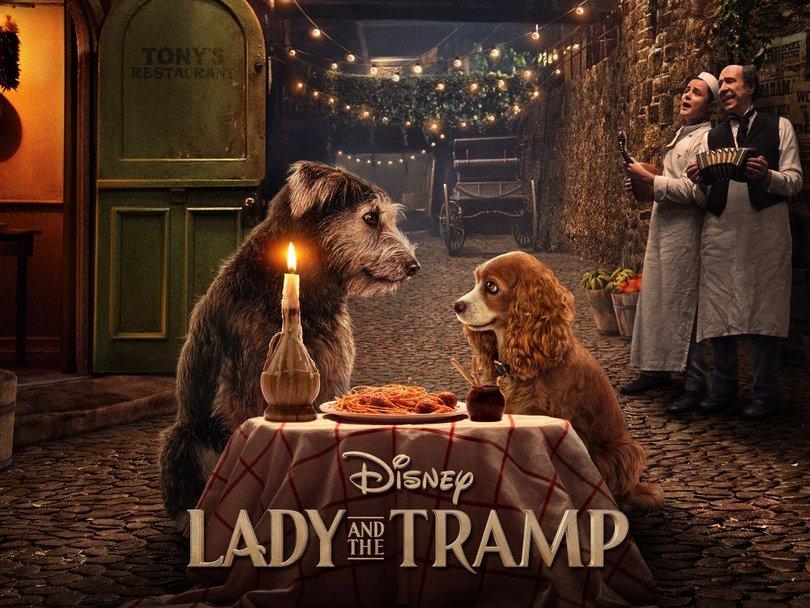 Disney продемонстрировал 1-ый трейлер киноверсии «Леди ибродяги»
