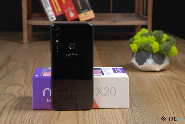 Обзор смартфона TP-Link Neffos X20