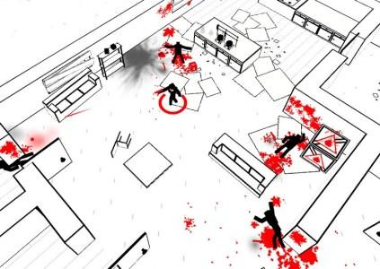 Red Hot Vengeance: красная-красная кровь