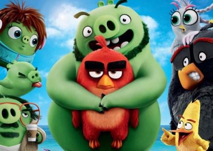 Рецензия на мультфильм The Angry Birds Movie 2 / «Angry Birds в кино 2»